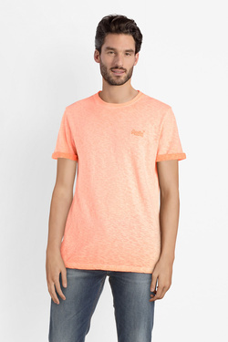 Tee-shirt SUPERDRY M10101RT Orange