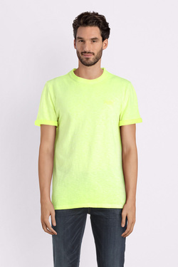 Tee-shirt SUPERDRY M10101RT Jaune