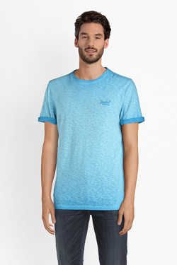 Tee-shirt SUPERDRY M10101RT Bleu
