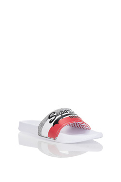 Chaussures SUPERDRY MF3109ST Blanc