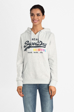 Sweat-shirt SUPERDRY G20014NS Gris clair