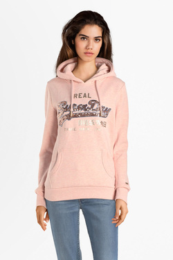 Sweat-shirt SUPERDRY W2000067B Rose