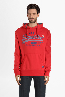 Sweat-shirt SUPERDRY M2000074A Rouge