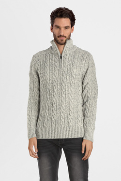 Pull SUPERDRY M6100022A Gris