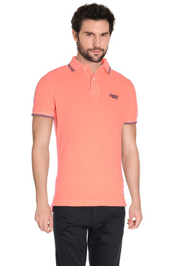 SUPERDRY - PoloM11MT000Orange