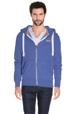 SUPERDRY - Sweat-shirtM20MA002F2Bleu