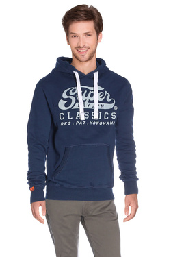 SUPERDRY - Sweat-shirtM20000SNBleu marine