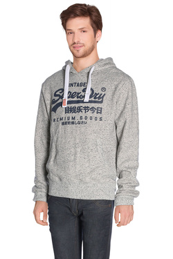 Sweat-shirt SUPERDRY M20010ANF2 Gris