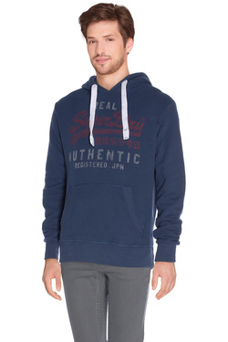 SUPERDRY - Sweat-shirtM20017XNBleu foncé