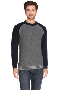 Pull SUPERDRY M61005DN Gris