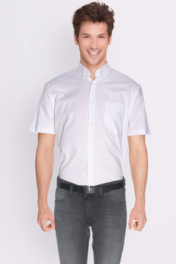 TED LAPIDUS - Chemise manches courtes770312Blanc