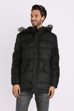 Parka TEDDY SMITH 11813579D Noir