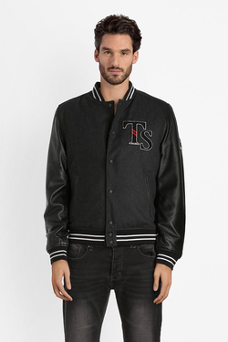 Blouson TEDDY SMITH 12013560D Noir