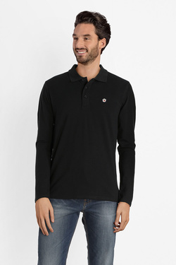 Polo TEDDY SMITH 11313043D Noir