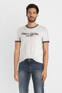 Tee-shirt TEDDY SMITH 11009688D Gris