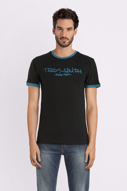 Tee-shirt TEDDY SMITH 11009688D Noir
