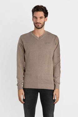 Pull TEDDY SMITH 11502745D Beige