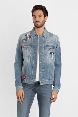 Veste TEDDY SMITH 12013864D Bleu