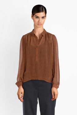 Blouse THE KORNER 9214001 Camel
