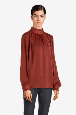 Blouse THE KORNER 9219078 Rouge bordeaux