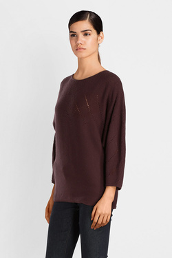 Pull THOUGHT WWT3743 MARCELLA JUMPER Violet prune