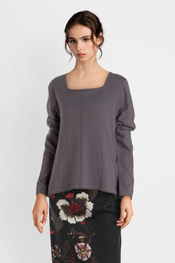 Pull THOUGHT WWT3758 ORPHIE JUMPER Gris
