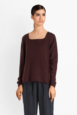 Pull THOUGHT WWT3758 ORPHIE JUMPER Violet prune