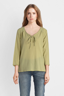 Blouse THOUGHT WWT3762 MAGDA BLOUSE Vert