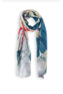 Echarpe THOUGHT WAC3875 DALLOWAY SARONG SCARF Bleu