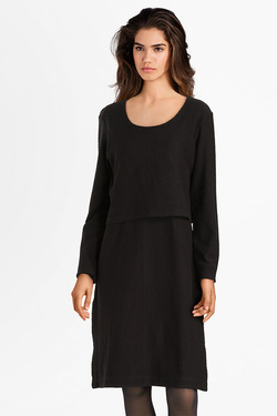 Robe THOUGHT WWD3886 MACRAE DRESS Noir