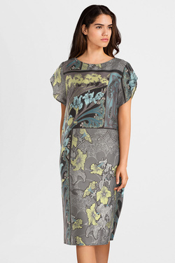 Robe THOUGHT WSD4015 LILLY NOUVEAU DRESS Gris