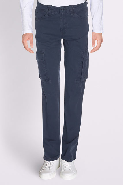 PANTALON COUPE BATTLE EN PUR COTON TIBET
