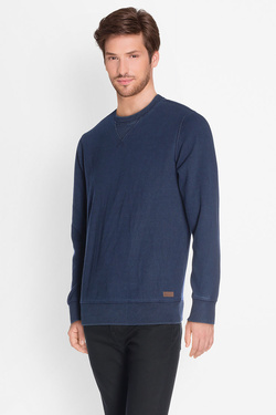 Sweat-shirt TIBET 50TI1SW203 Bleu marine