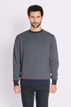 Sweat-shirt TIBET 51TI1SW102 Bleu marine