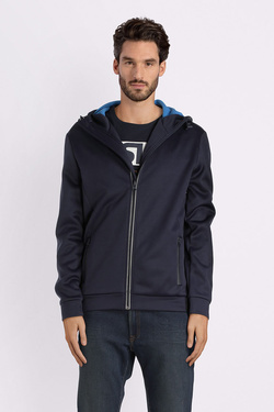 Sweat-shirt TIBET 52TI1SW402 Bleu marine