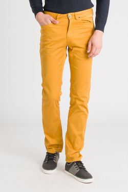 Pantalon TIBET 54TI1PS503 Jaune moutarde