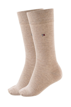 TOMMY HILFIGER - Chaussettes371111Beige
