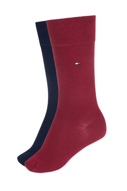 Chaussettes TOMMY HILFIGER 371111 Rouge