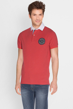 Polo TOMMY HILFIGER MW0MW00863 Rouge