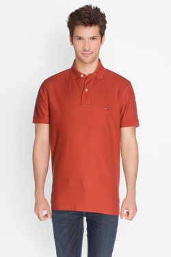 Polo TOMMY HILFIGER MW0MW03247 Rouge