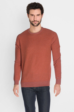 Pull TOMMY HILFIGER MW0MW03232 Rouge