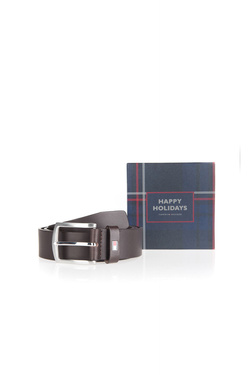 Ceinture TOMMY HILFIGER AM0AM02832 Marron