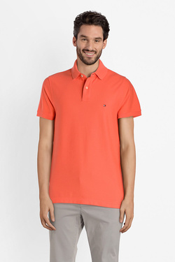 Polo TOMMY HILFIGER MW0MW04121 Rouge