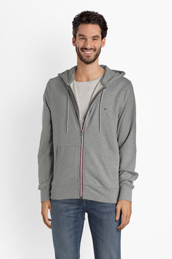 Sweat-shirt TOMMY HILFIGER MW0MW04974 Gris