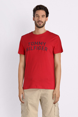 Tee-shirt TOMMY HILFIGER MW0MW05235 Rouge