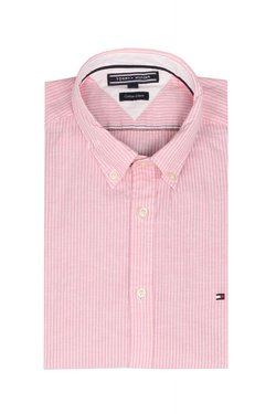 Chemise manches longues TOMMY HILFIGER MW0MW06069 Rose