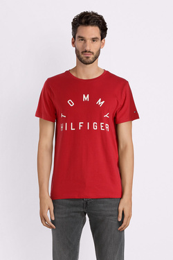 Tee-shirt TOMMY HILFIGER MW0MW08365 Rouge