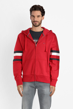 Sweat-shirt TOMMY HILFIGER MW0MW08886 Rouge