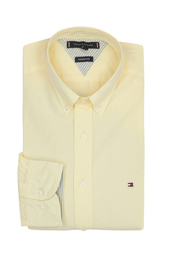 Chemise manches longues TOMMY HILFIGER MW0MW010100 Jaune