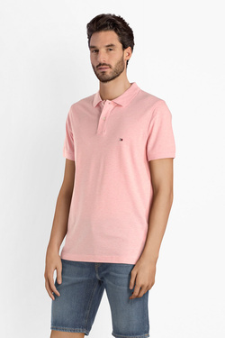 Polo TOMMY HILFIGER MW0MW09988 Rose